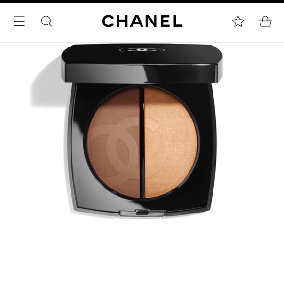 CHANEL Other - CHANEL Bronzer/Highlighter Duo In Medium 😻😻